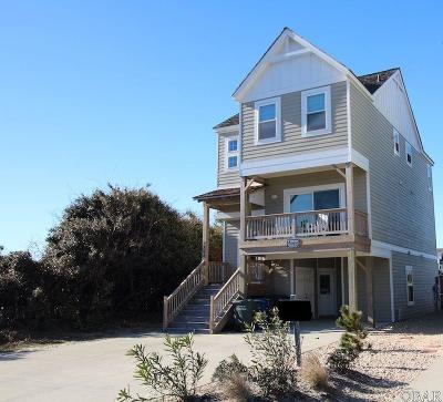 Nags Head Single Family Home For Sale: 5313 S Sand Wedge Lane