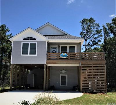 Kill Devil Hills Single Family Home For Sale: 2805 Bay Drive