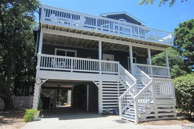 Southern Shores Single Family Home For Sale: 172 Clam Shell Trail