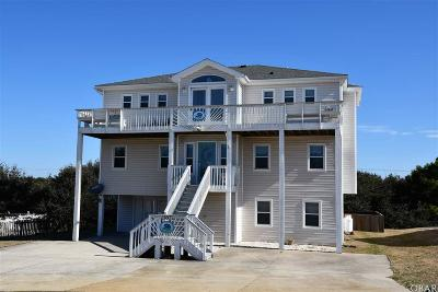 Kitty Hawk NC Single Family Home For Sale: $529,000