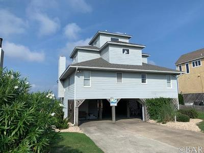 Nags Head Single Family Home For Sale: 4708 S Roanoke Way