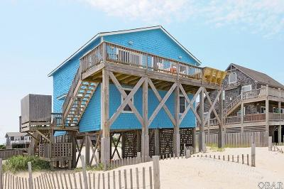 Rodanthe Single Family Home For Sale: 24225 Ocean Drive