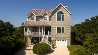 Nags Head NC Single Family Home For Sale: $540,000