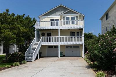 Kill Devil Hills Single Family Home For Sale: 2303 Bay Drive