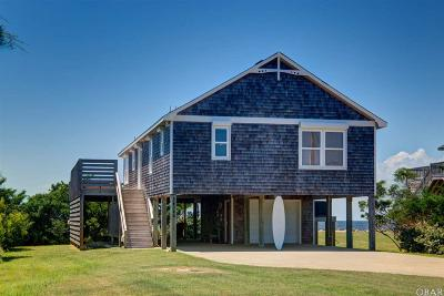 Rodanthe Single Family Home For Sale: 24346 Nc 12 Highway