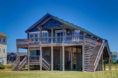 Rodanthe Single Family Home For Sale: 24332 Nc 12 Highway