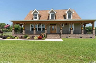 Single Family Home For Sale: 103 E East Point Estates Court