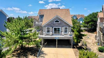 Nags Head Single Family Home For Sale: 4126 W Whispering Winds Court