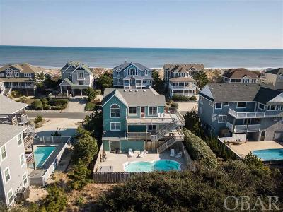 Corolla Single Family Home For Sale: 1276 Sand Castle Drive