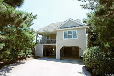 Nags Head Single Family Home For Sale: 105 E Lochridge Court