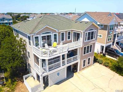 Corolla Single Family Home For Sale: 608 Wave Arch