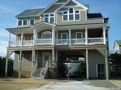 Hatteras Single Family Home For Sale: 58210 Sutton Place