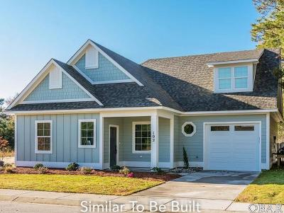 Single Family Home For Sale: 103 Compass Drive