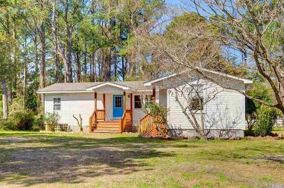 Manteo Single Family Home For Sale: 234 Mother Vineyard Road