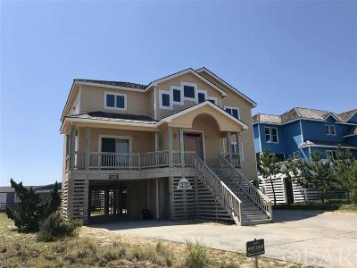 Nags Head Single Family Home For Sale: 107 E Oceanwatch Court