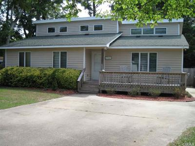 Kill Devil Hills NC Single Family Home For Sale: $263,000