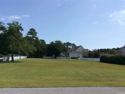 Manteo Residential Lots & Land For Sale: 135 Fort Hugar Way