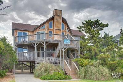 Single Family Home For Sale: 41578 Ocean View Drive