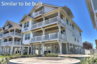 Nags Head Single Family Home For Sale: 8104 S Old Oregon Inlet Road