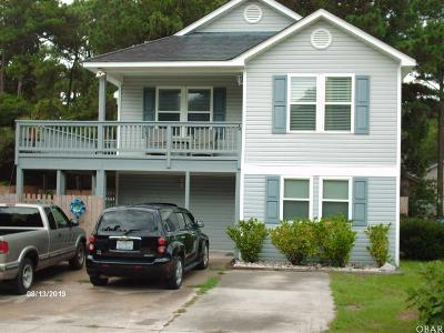 Kill Devil Hills Single Family Home For Sale: 1410 Shay Street