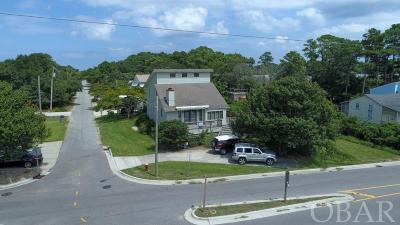 Kill Devil Hills Single Family Home For Sale: 2107 Bay Drive