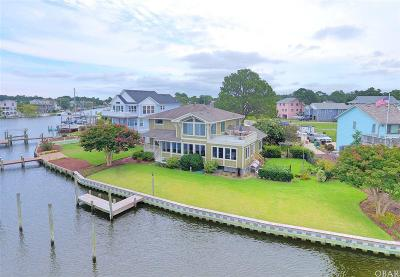 Kill Devil Hills Single Family Home For Sale: 344 Eagle Drive