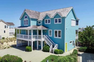 Nags Head NC Single Family Home For Sale: $699,900