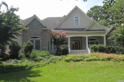 Kitty Hawk Single Family Home For Sale: 2044 Creek Road