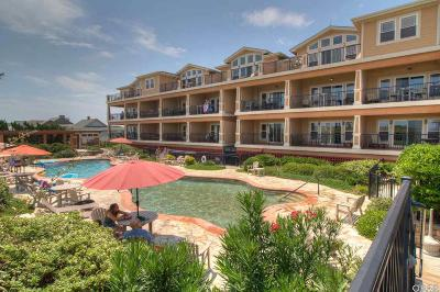 Kill Devil Hills Condo/Townhouse For Sale: 1319 Virginia Dare Trail