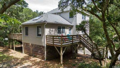 Duck Single Family Home For Sale: 102 Skimmer Way