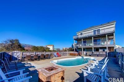 Nags Head NC Single Family Home For Sale: $549,000