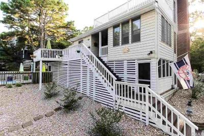 Southern Shores Single Family Home For Sale: 170 Clam Shell Trail