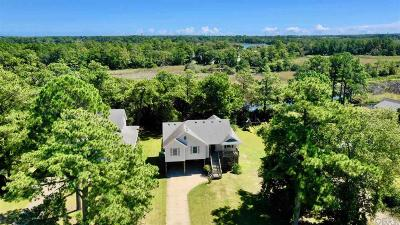 Kill Devil Hills Single Family Home For Sale: 133 Watersedge Drive