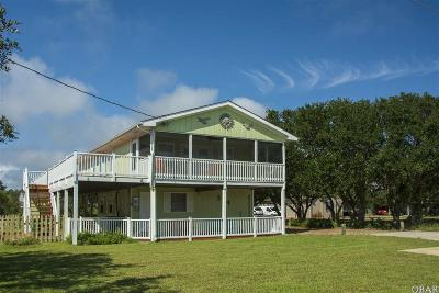 Corolla Single Family Home For Sale: 554 Ocean Trail