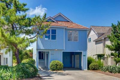 Nags Head NC Single Family Home For Sale: $319,000