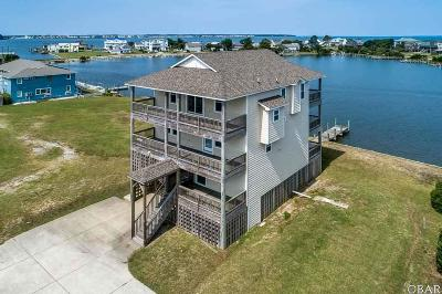 Nags Head Single Family Home For Sale: 7728 S Virginia Dare Trail