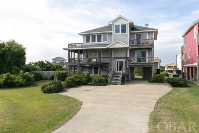 Nags Head Single Family Home For Sale: 108 Sandpebble Court