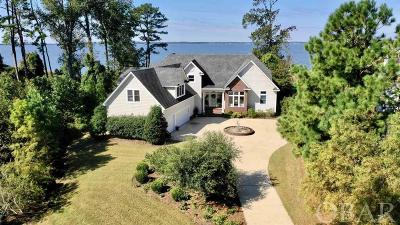 Single Family Home For Sale: 2044 Martins Point Road