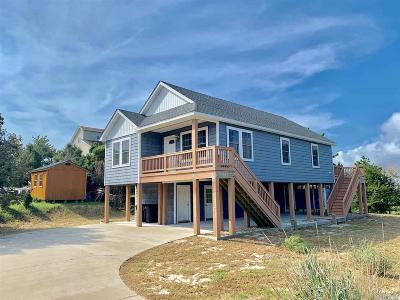 Kitty Hawk, Southern Shores Single Family Home For Sale: 313 Jejac Drive