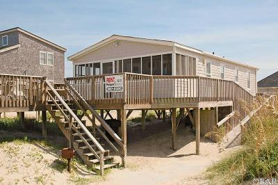 Rodanthe Single Family Home For Sale: 23210 E Corbina Drive