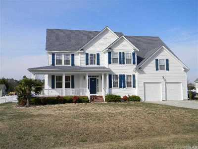 Moyock NC Single Family Home Sold: $387,700