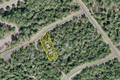 Manteo Residential Lots & Land For Sale: 152 Chicora Ct