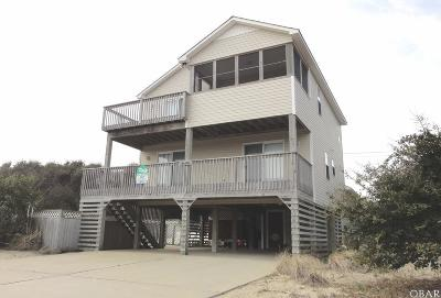 Kitty Hawk NC Single Family Home Sold Co Op By Member: $416,000