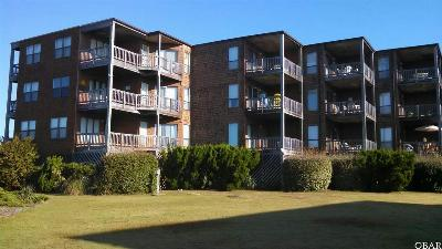Dare County Condo/Townhouse For Sale: 117 Sea Colony Drive