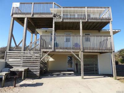 Dare County Single Family Home For Sale: 21 Ocean Boulevard