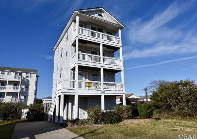 Kill Devil Hills Single Family Home For Sale: 1508 S Memorial Boulevard