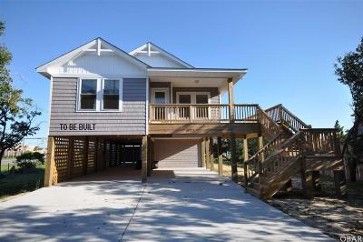 Kitty Hawk Single Family Home For Sale: 922 W Kitty Hawk Road