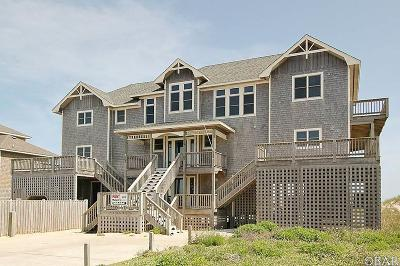 Hatteras Single Family Home For Sale: 56651 Nc Highway 12