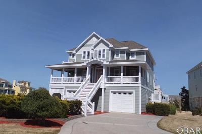 Dare County Single Family Home For Sale: 17 Spinnaker Drive