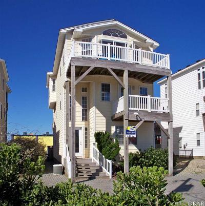 Nags Head Single Family Home For Sale: 6908 S Virginia Dare Trail
